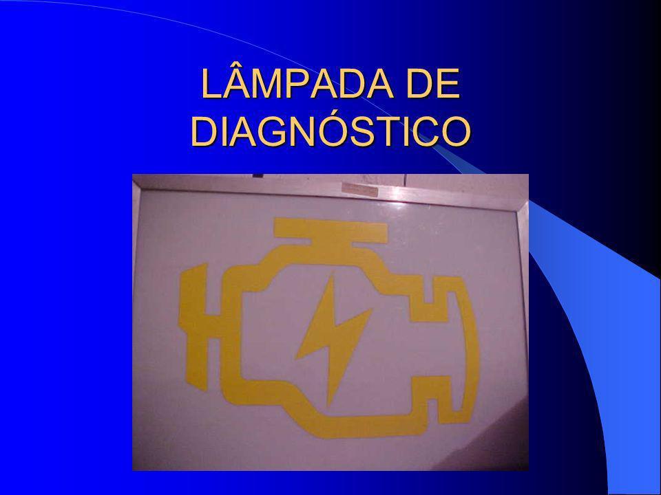 LÂMPADA DE DIAGNÓSTICO