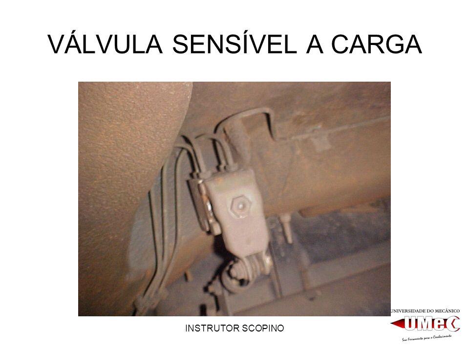 INSTRUTOR SCOPINO VÁLVULA SENSÍVEL A CARGA