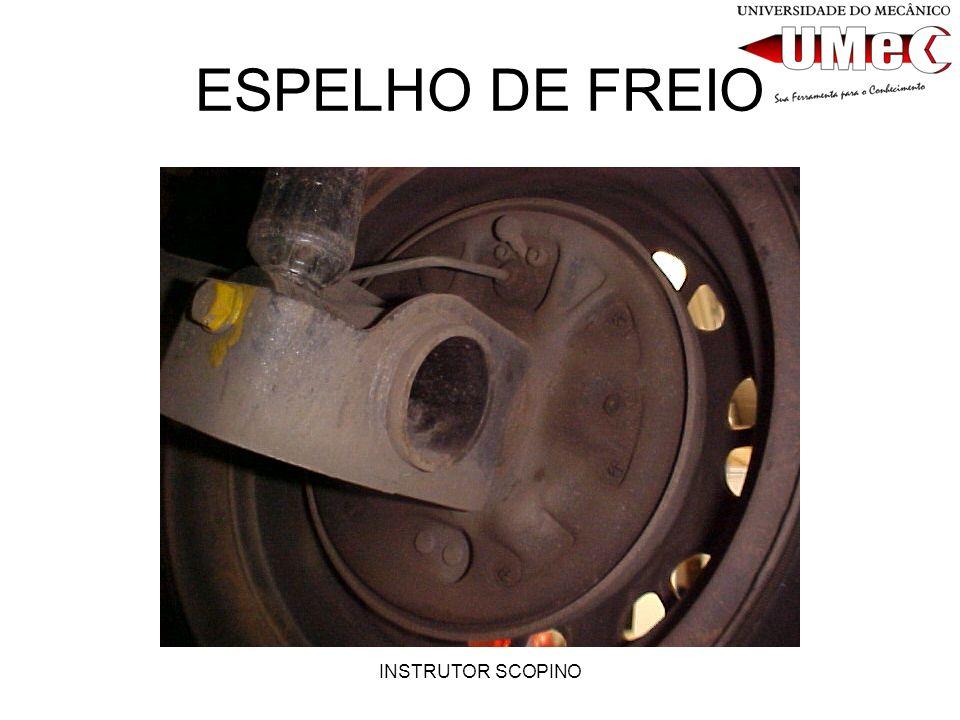 INSTRUTOR SCOPINO ESPELHO DE FREIO