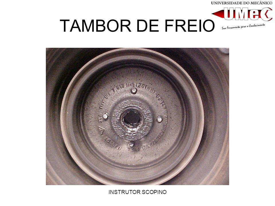 INSTRUTOR SCOPINO TAMBOR DE FREIO