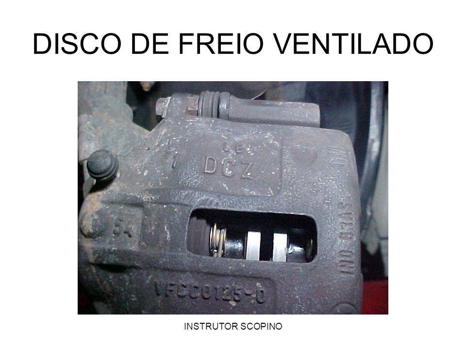 INSTRUTOR SCOPINO DISCO DE FREIO VENTILADO