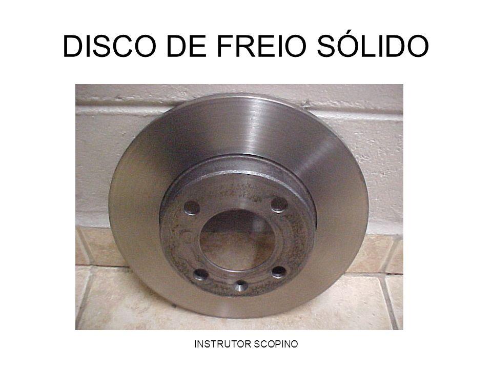 INSTRUTOR SCOPINO DISCO DE FREIO SÓLIDO
