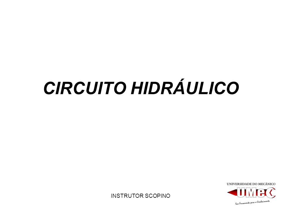 INSTRUTOR SCOPINO CIRCUITO HIDRÁULICO O QUE TEMOS DE ITENS IMPORTANTES A SABER NO DIA-A-DIA DE NOSSAS OFICINAS