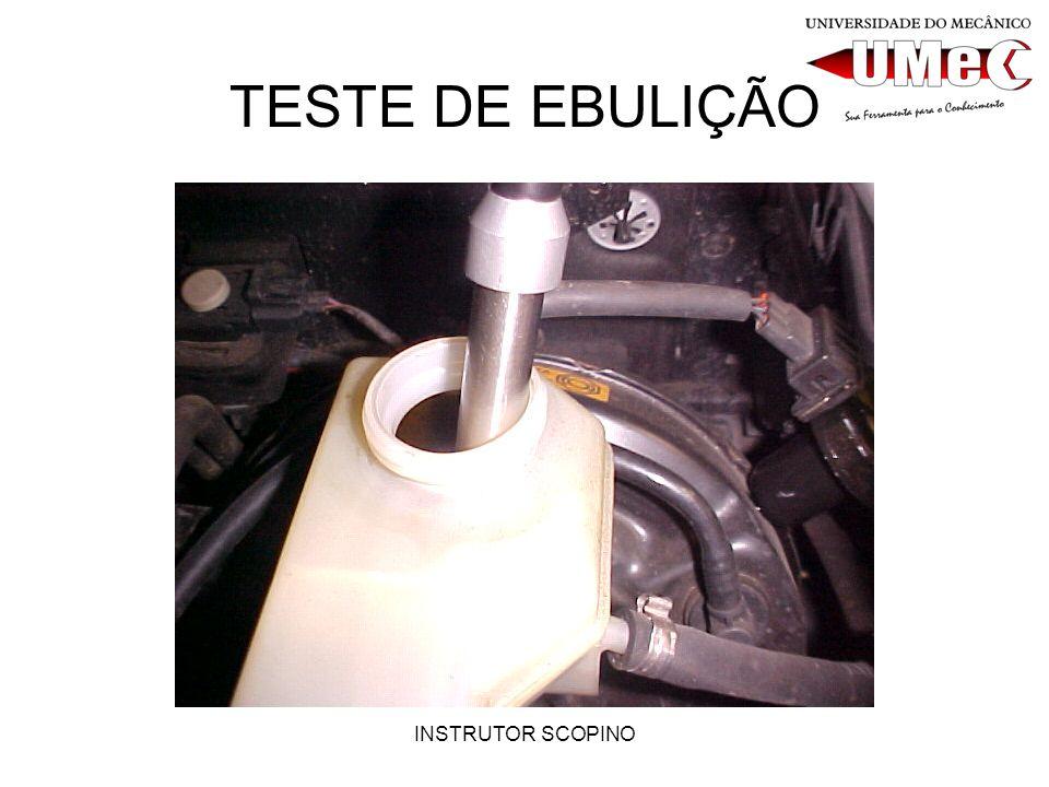 INSTRUTOR SCOPINO TESTE DE EBULIÇÃO