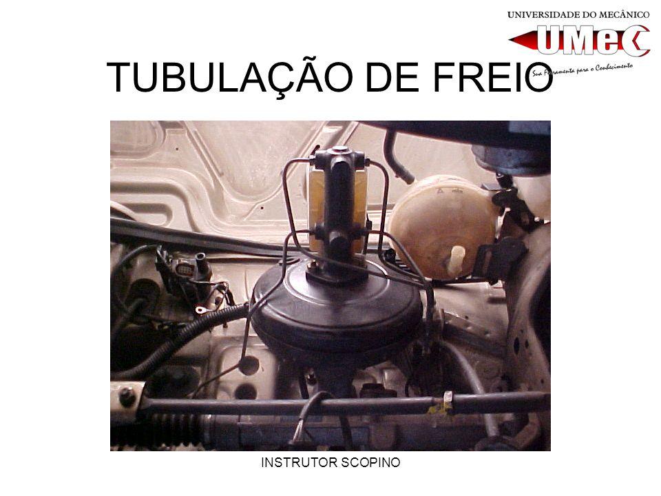 INSTRUTOR SCOPINO TUBULAÇÃO DE FREIO