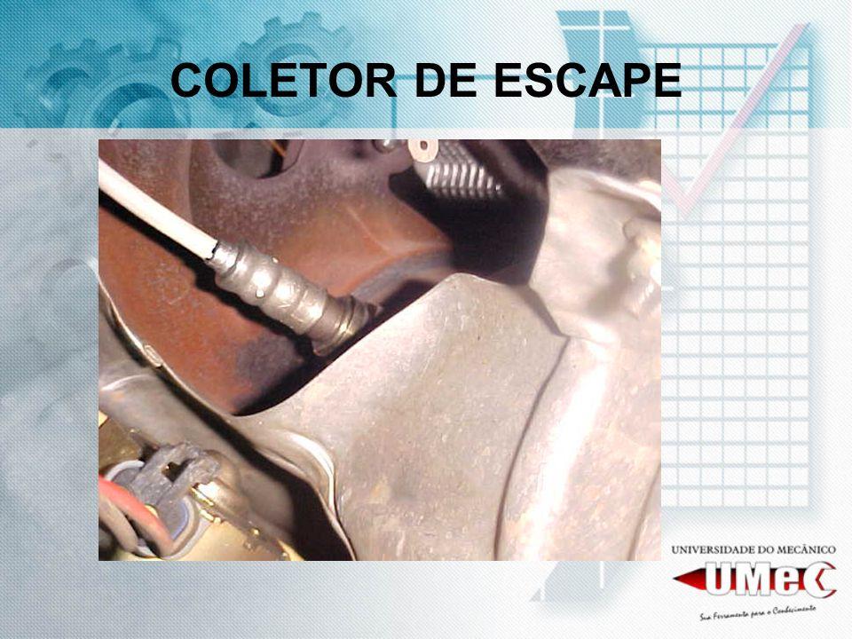 COLETOR DE ESCAPE