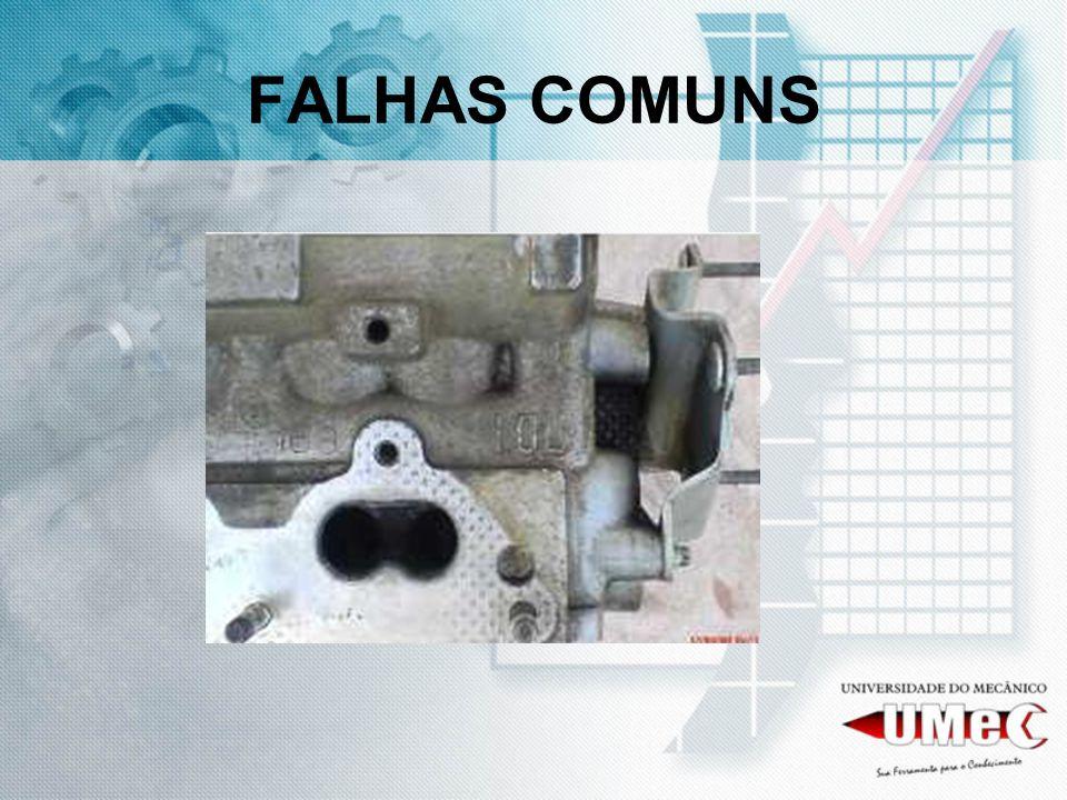 FALHAS COMUNS
