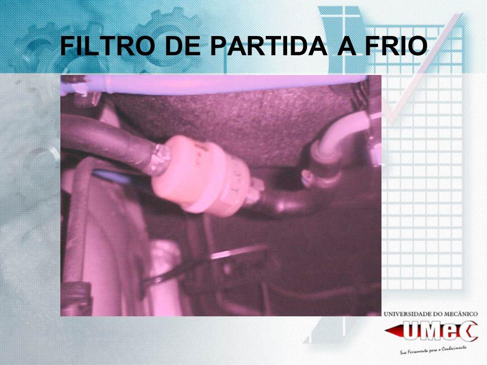 FILTRO DE PARTIDA A FRIO