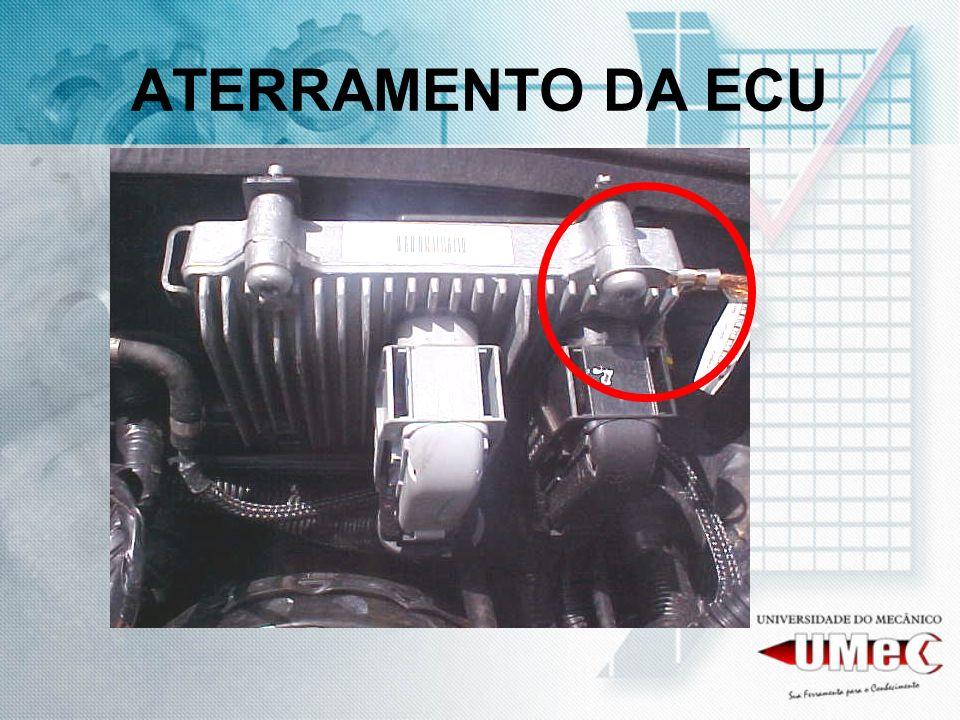 ATERRAMENTO DA ECU