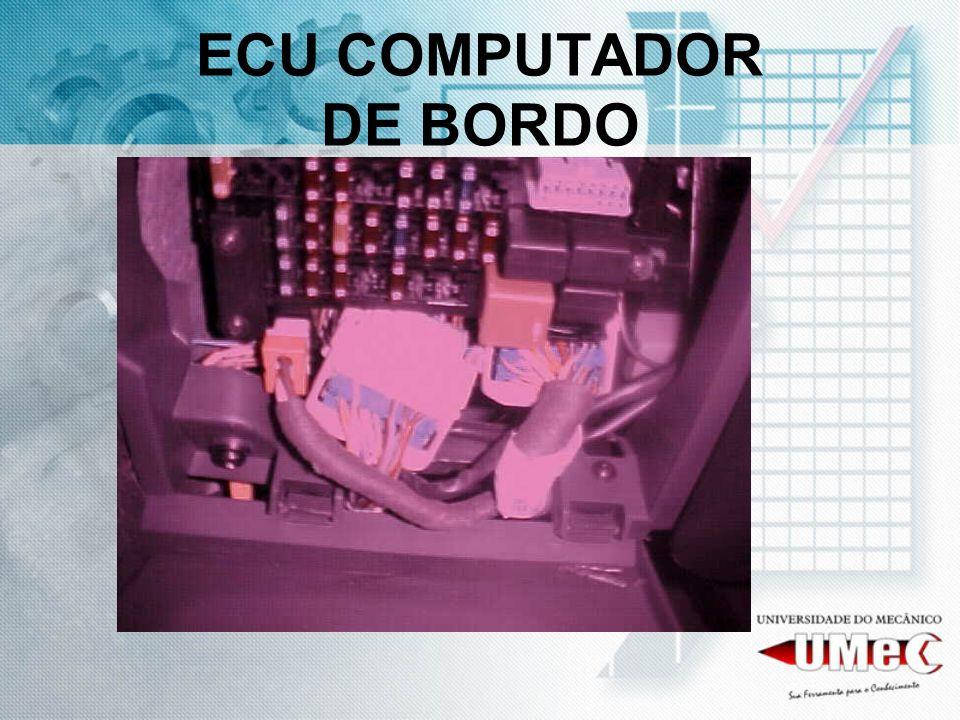 ECU COMPUTADOR DE BORDO