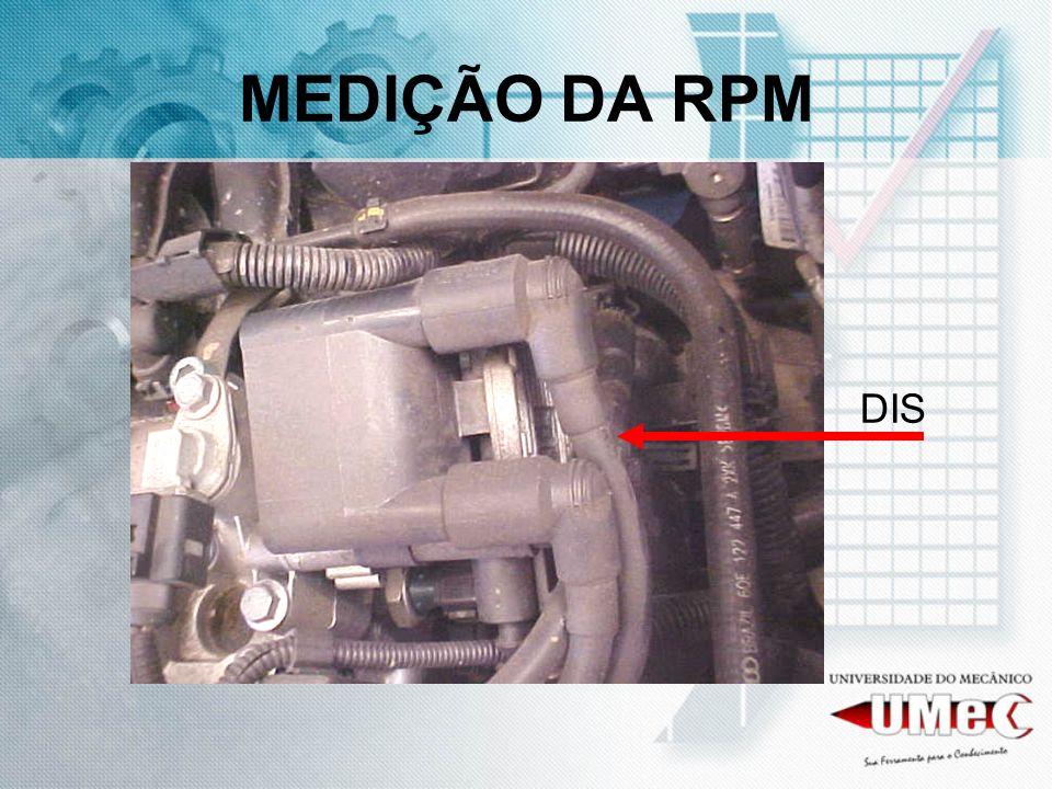 MEDIÇÃO DA RPM DIS