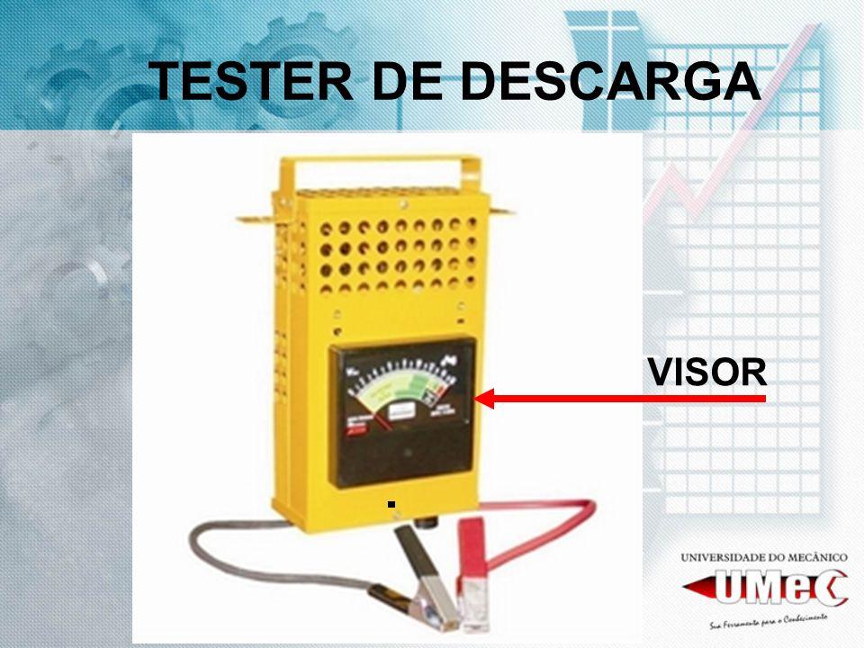 TESTER DE DESCARGA VISOR