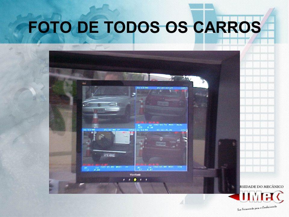FOTO DE TODOS OS CARROS