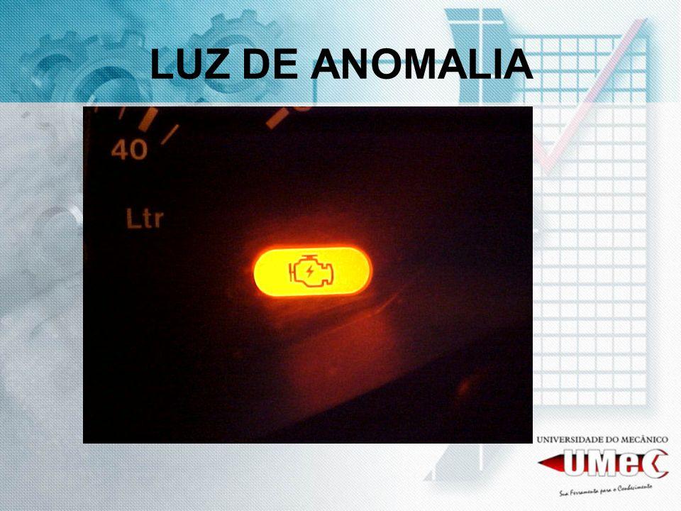 LUZ DE ANOMALIA