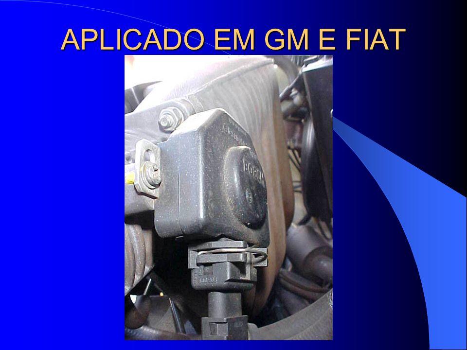 APLICADO EM GM E FIAT