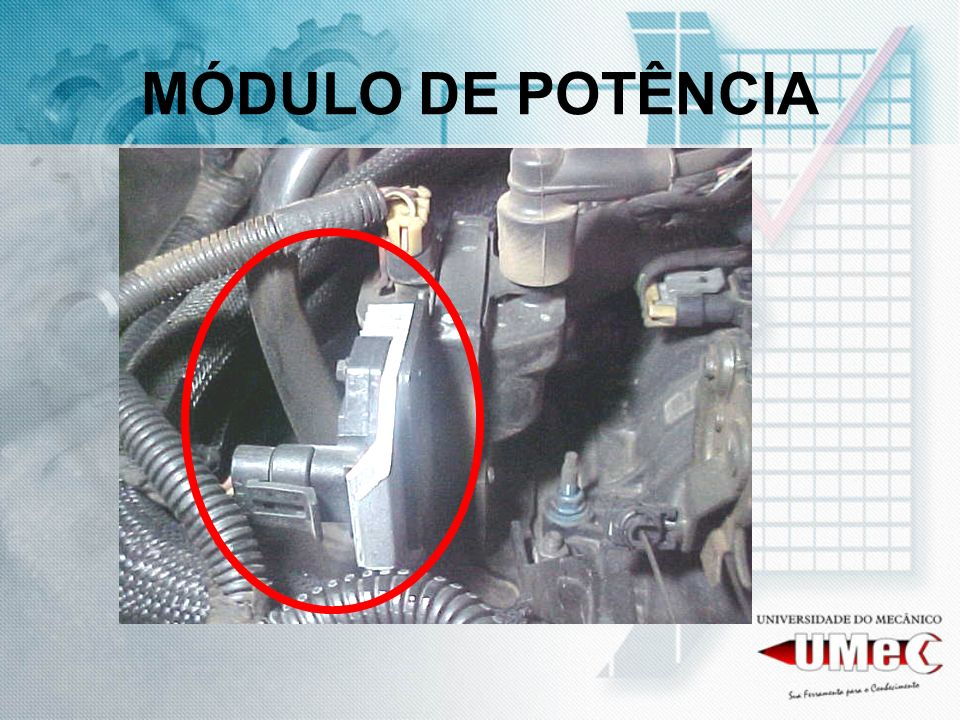 MÓDULO DE POTÊNCIA