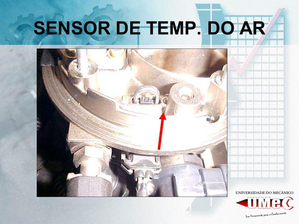 SENSOR DE TEMP. DO AR