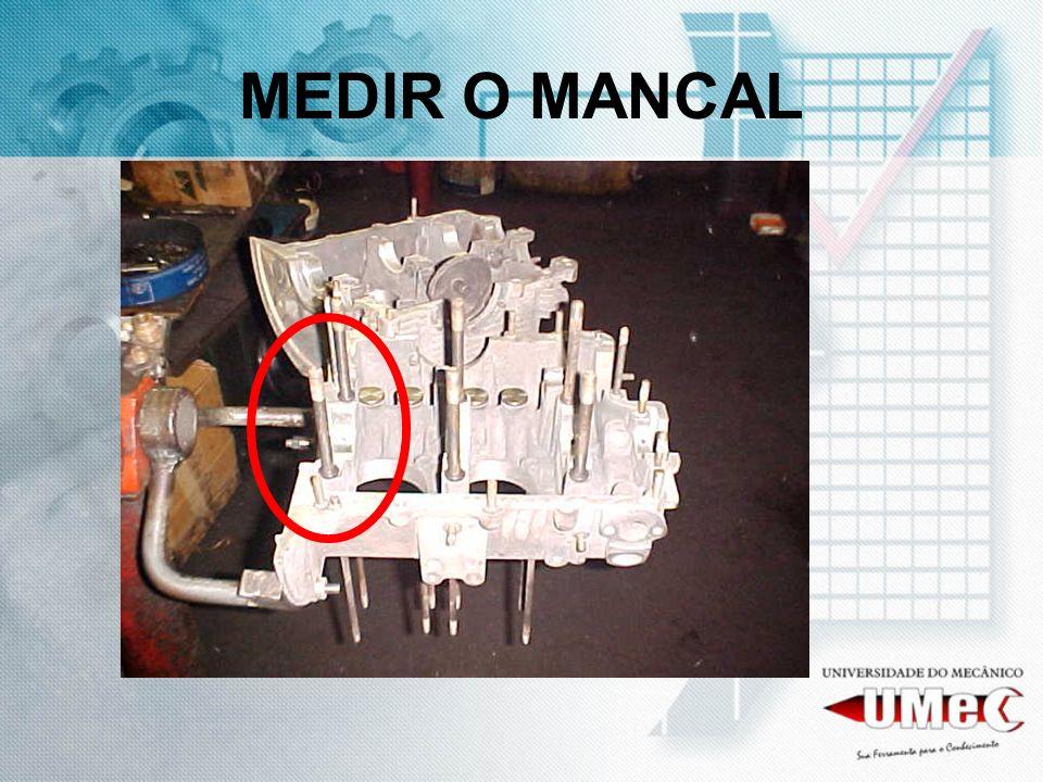 MEDIR O MANCAL