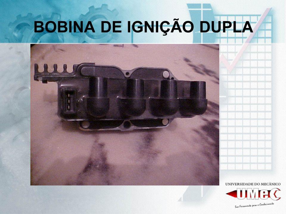 BOBINA DE IGNIÇÃO DUPLA