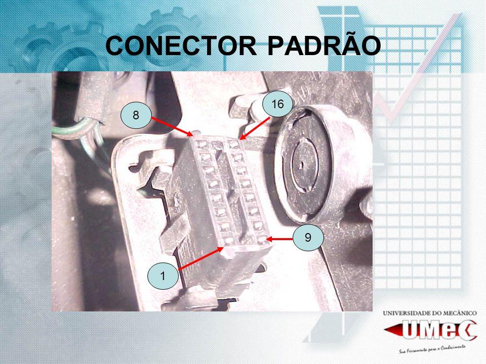 CONECTOR PADRÃO 9 16 8 1