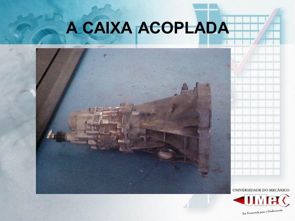A CAIXA ACOPLADA