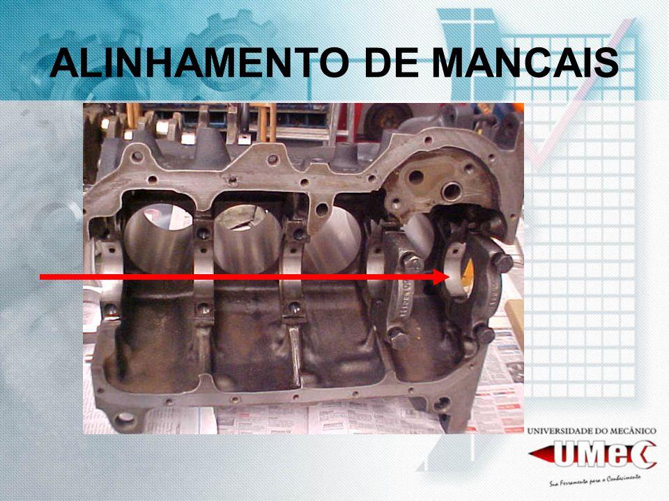 ALINHAMENTO DE MANCAIS