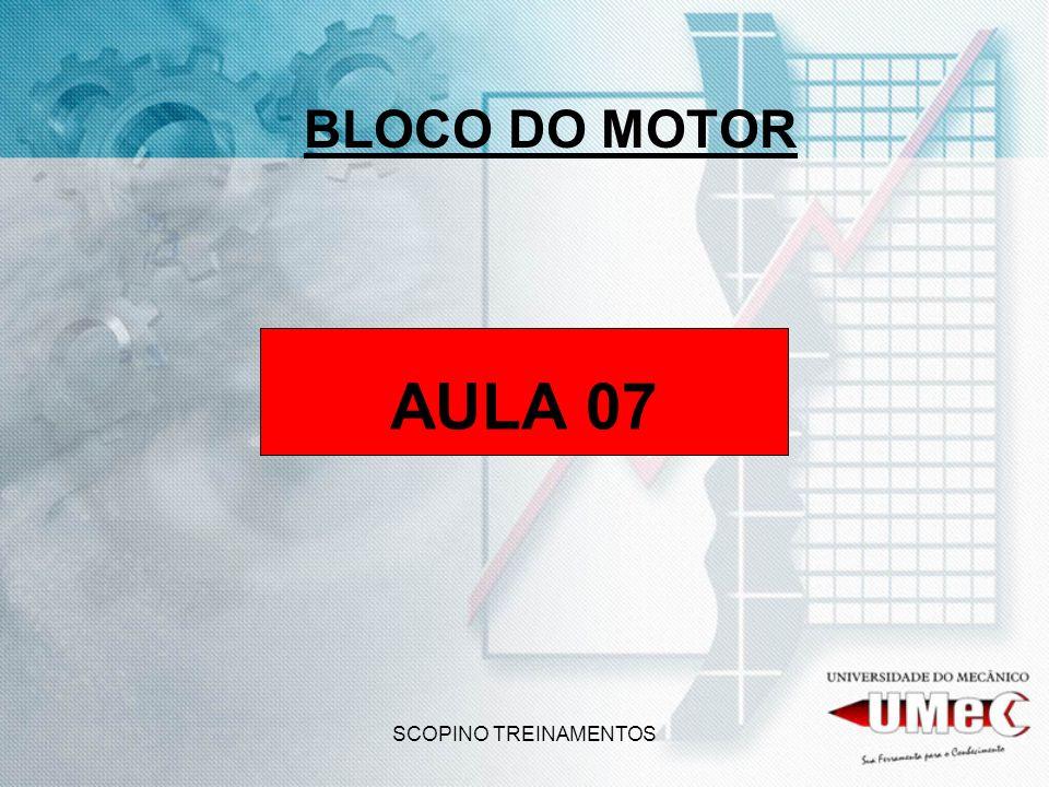 SCOPINO TREINAMENTOS BLOCO DO MOTOR AULA 07