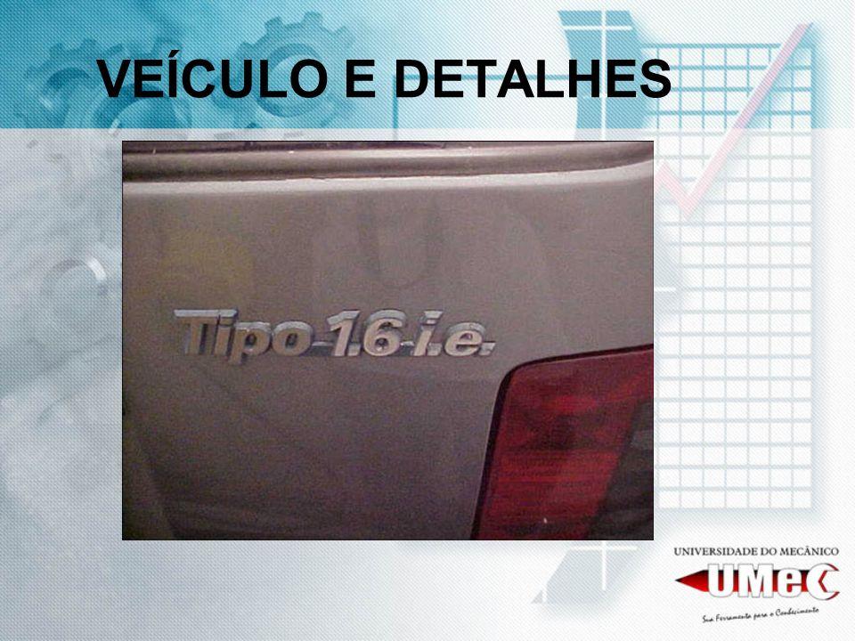 TESTE DE ALIMENTAÇÃO ECU FIAT TIPO MA 1.7: ATERRAMENTO= 18 e 1 POSITIVO= 16 POSITIVO PÓS CHAVE= 17 ECU GOLF 1.8 1.2.3.: ATERRAMENTO= 1, 12, 15 e 20 POSITIVO= 21 POSITIVO PÓS CHAVE= 23