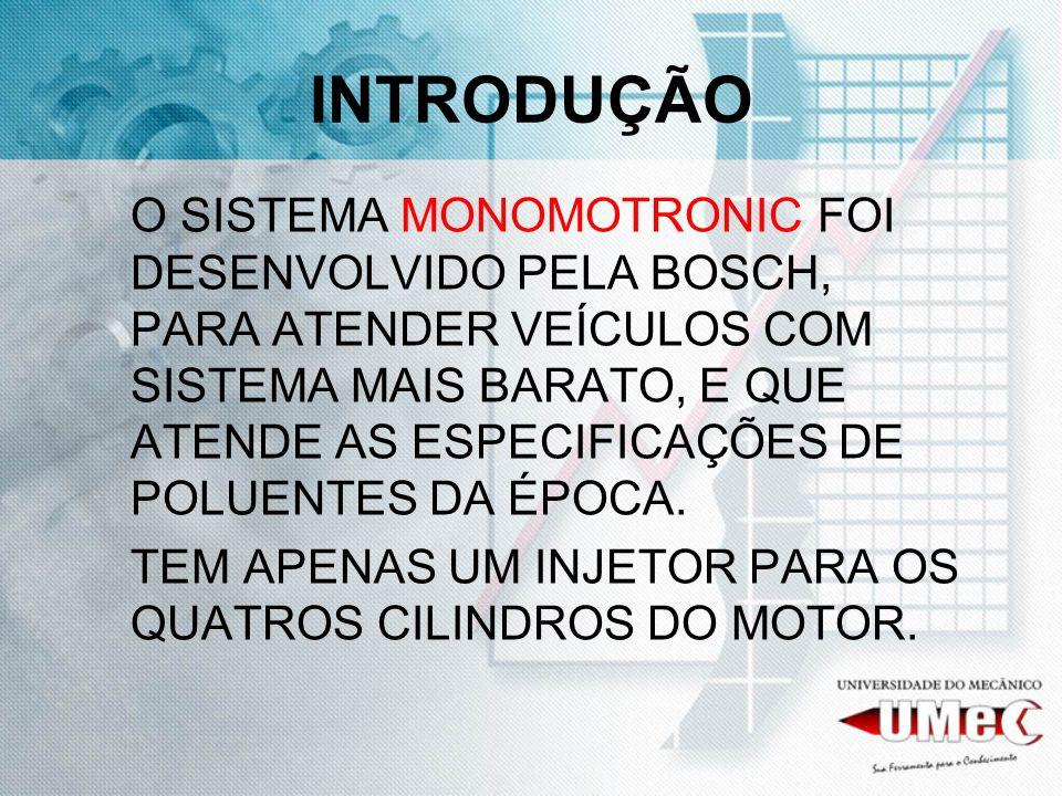 A PRESSÃO E A VAZÃO COM O MANÔMETRO NA LINHA DE COMBUSTÍVEL, O RELÓGIO DEVE INDICAR PRESSÃO DE 0,9 A 1,1 BAR.