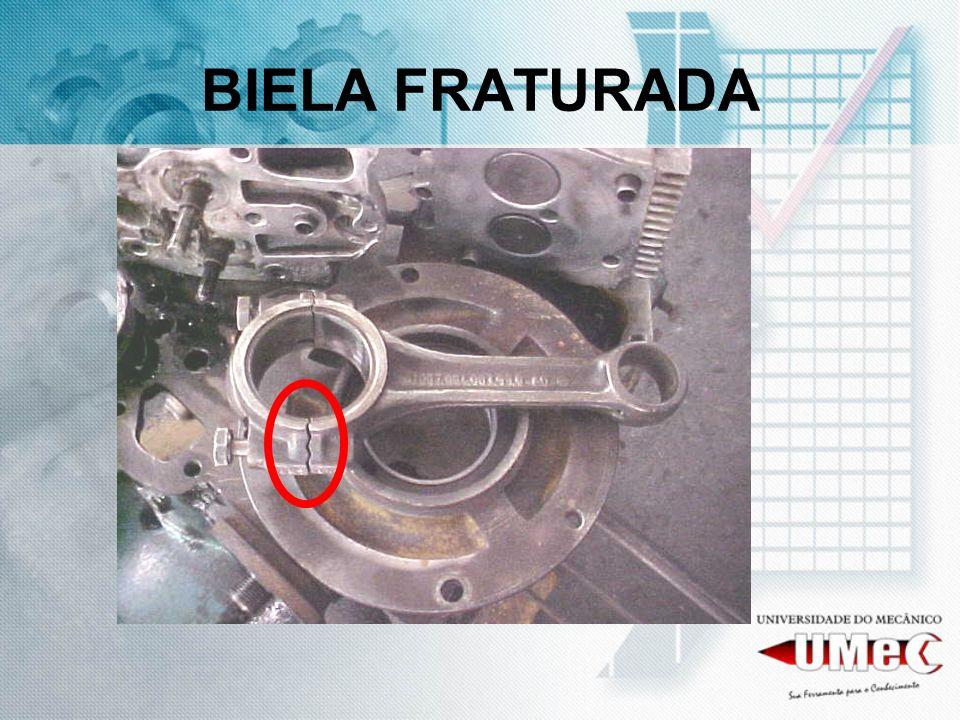 BIELA FRATURADA