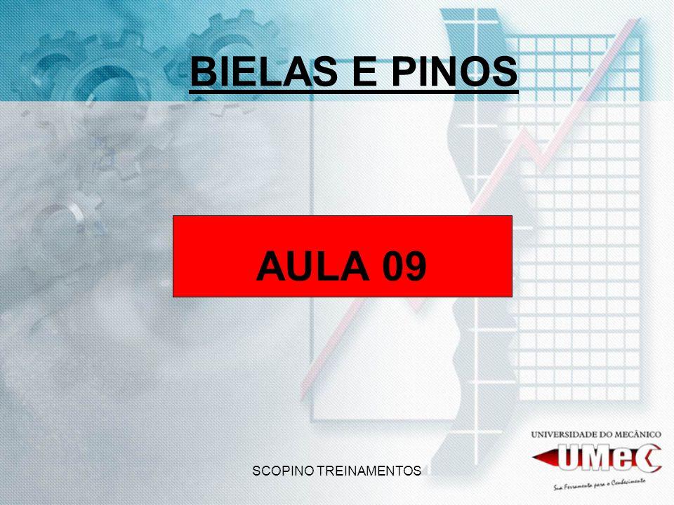 SCOPINO TREINAMENTOS BIELAS E PINOS AULA 09