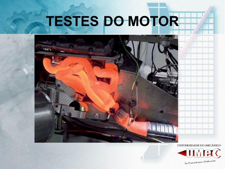 TESTES DO MOTOR
