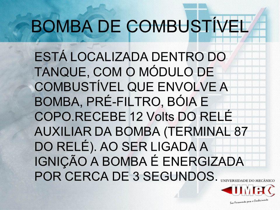 TABELA BOBINA RESISTÊNCIA ENROLAMENTO PRIMÁRIO 0,5 ohm RESISTÊNCIA ENROLAMENTO SECUNDÁRIO Acima de 3 Kohm