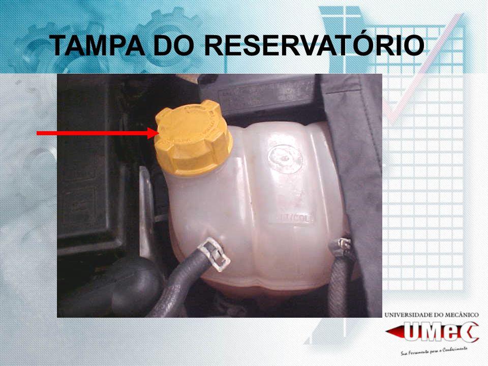 TAMPA DO RESERVATÓRIO