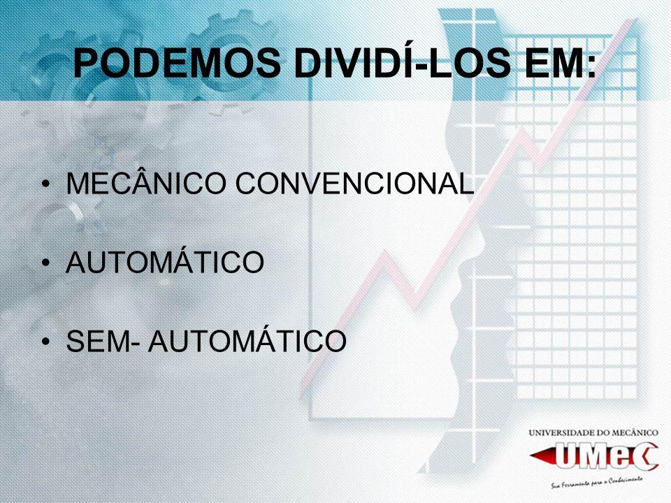 DETALHES NO VEÍCULO CÂMBIO SEM-AUTOMÁTICO