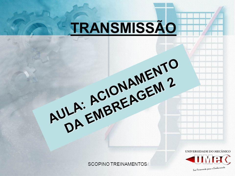 SCOPINO TREINAMENTOS TRANSMISSÃO AULA: ACIONAMENTO DA EMBREAGEM 2