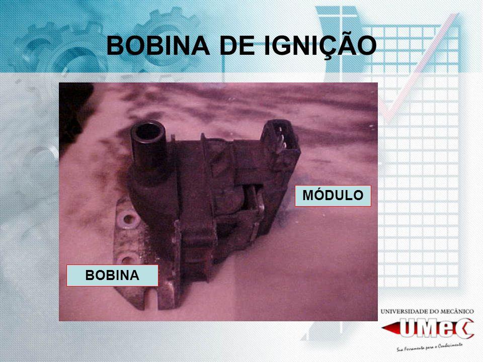 BOBINA DE IGNIÇÃO BOBINA MÓDULO