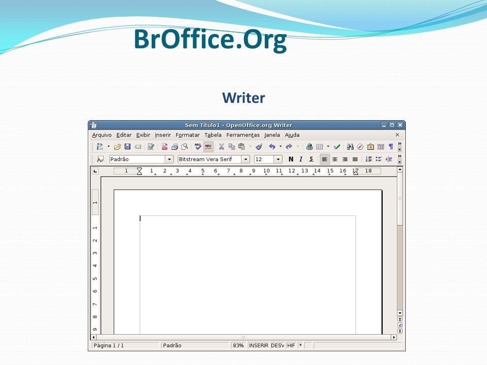 Writer BrOffice.Org