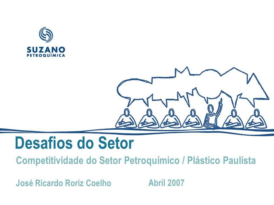 Polo Petroquímico de São Paulo 360 mil ton