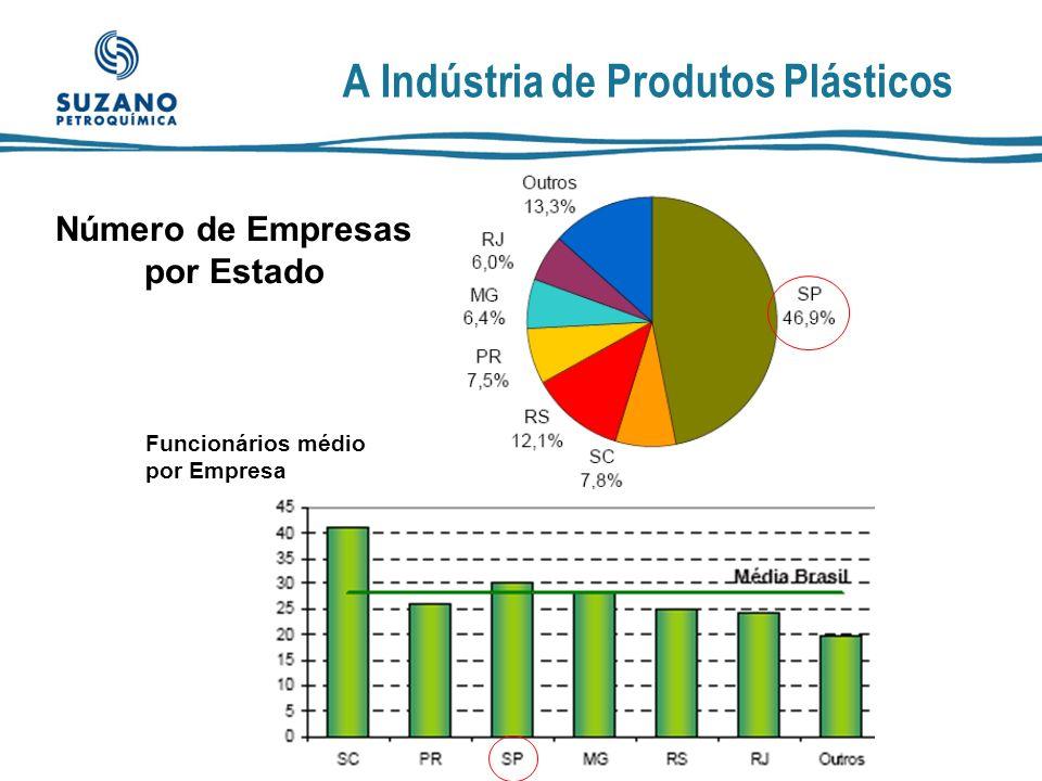 Segmentação de Mercado da Indústria de Produtos Plásticos - 2005 Embalagens Plásticas – Agregando Valor ao produto final !
