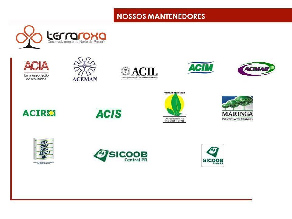 NOSSOS MANTENEDORES