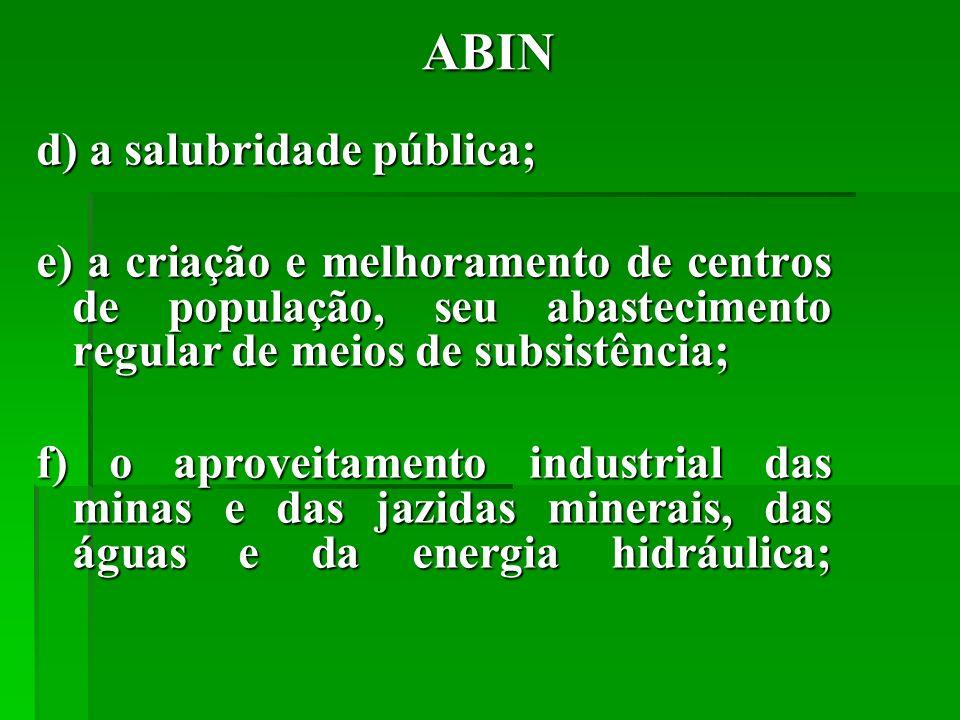 ABIN Art.5º.