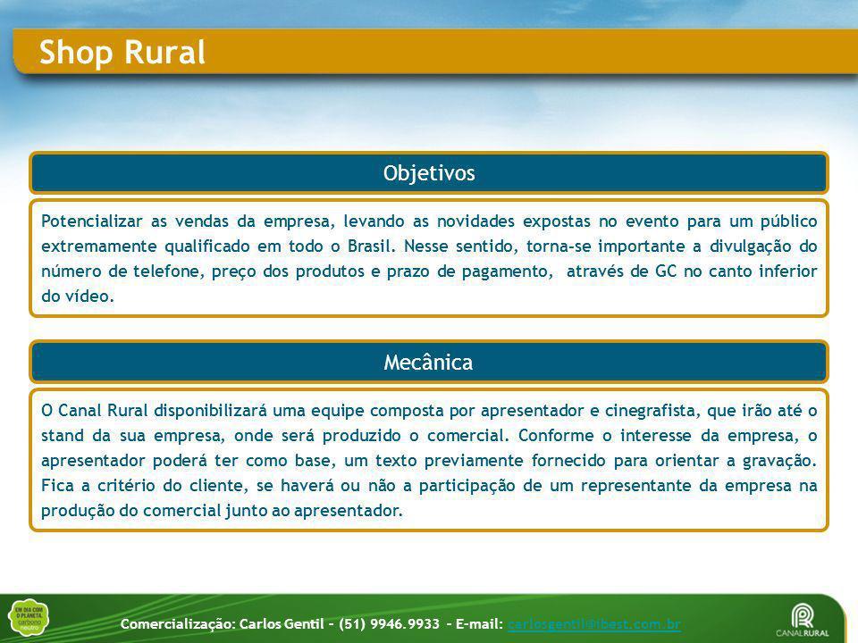 Objetivos Potencializar as vendas da empresa, levando as novidades expostas no evento para um público extremamente qualificado em todo o Brasil. Nesse