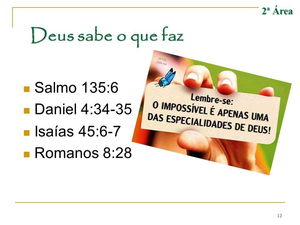 14 Deus permite dificuldades por três razões...