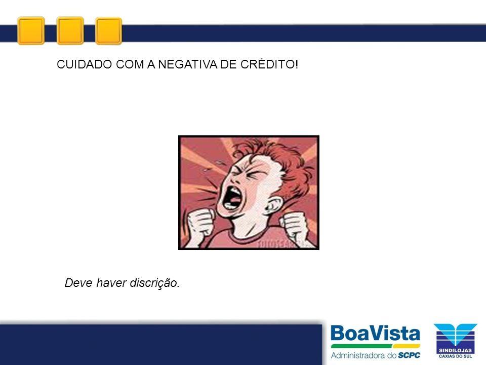 MAS, SE ACEITAR RENEGOCIAR...RENEGOCIAÇÃO NOVAS DATAS DE VENCIMENTO = DESAPARECE O ATRASO !!.