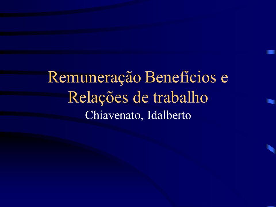 Classificação dos Benefícios Sociais QUANTO A SUA EXIGÊNCIA Benefícios legais Benefícios espontâneos QUANTO A SUA NATUREZA Benefícios monetários Benefícios não monetários QUANTO A SEUS OBJETIVOS Benefícios assistenciais Benefícios recreativos Benefícios supletivos