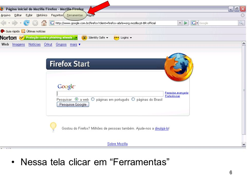 17 Inserir o endereço do Portal de Periódicos da CAPES http://www.periodicos.capes.gov.br