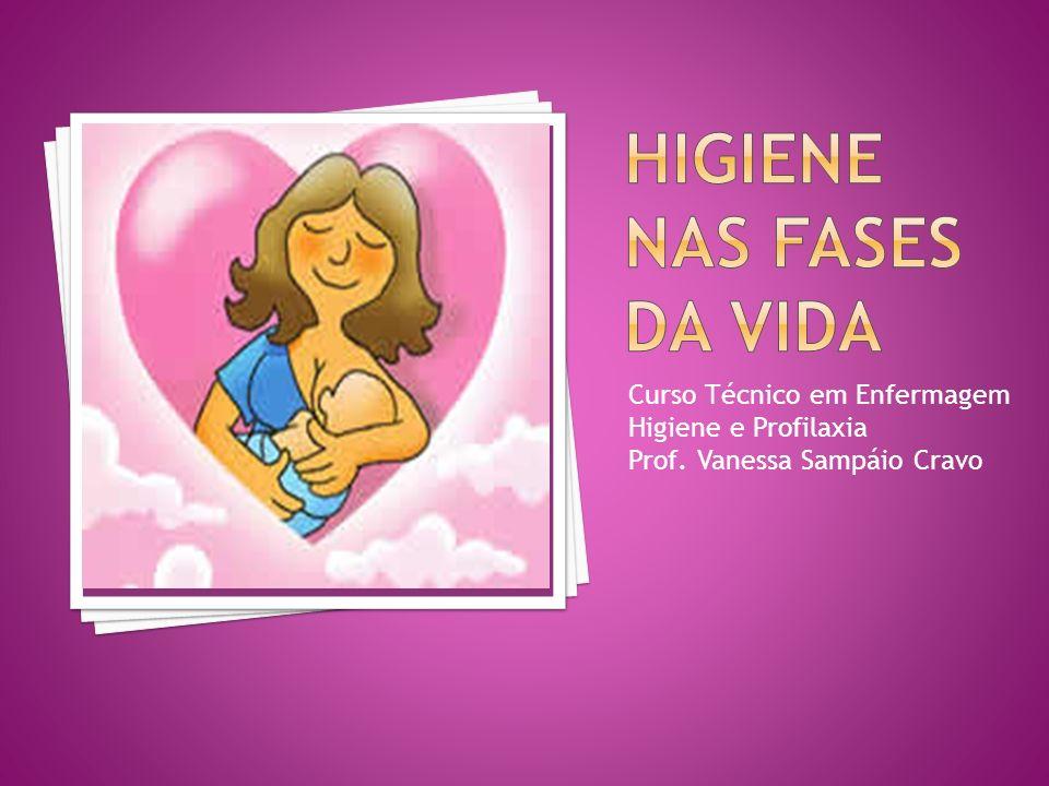 Curso Técnico em Enfermagem Higiene e Profilaxia Prof. Vanessa Sampáio Cravo