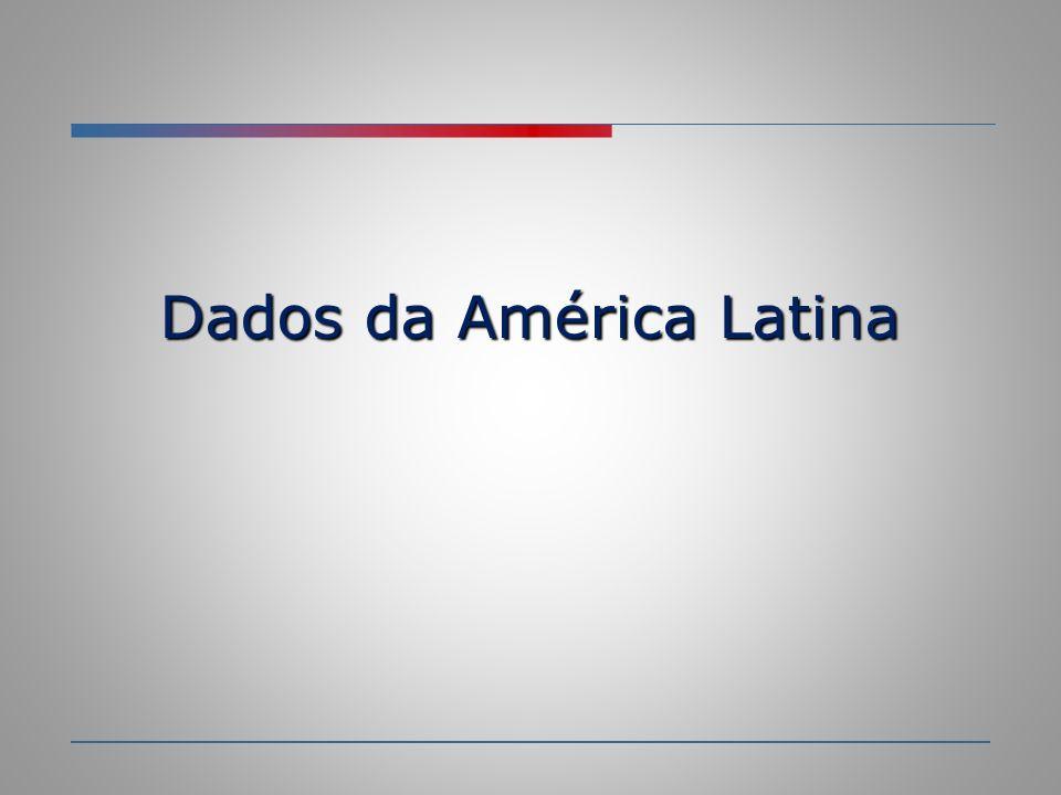 Dados da América Latina