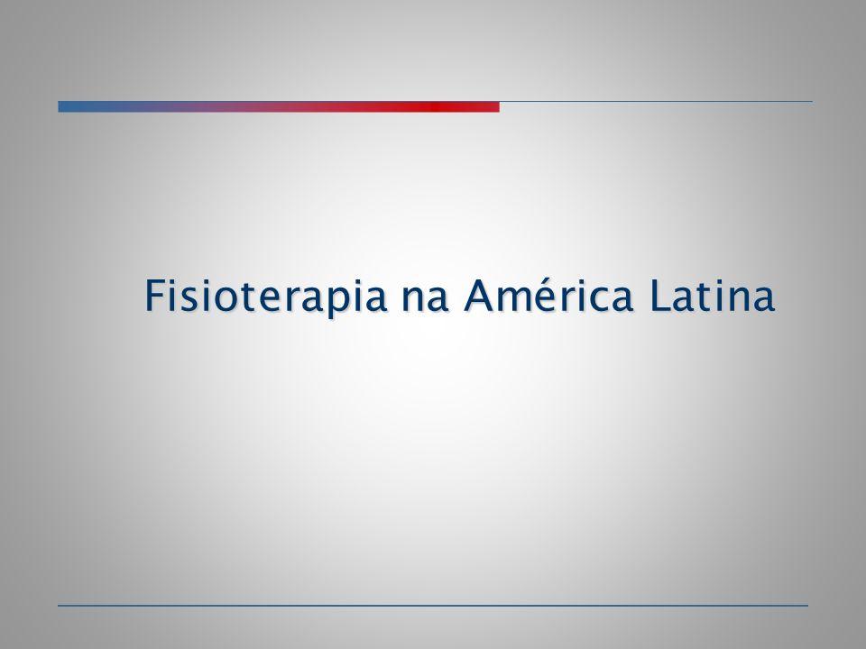 Fisioterapia na América Latina